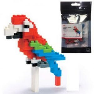 nanoblock_red_and_green_macaw