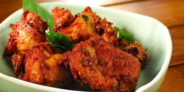 Resep Ayam Goreng Rumahan Rasa Resto